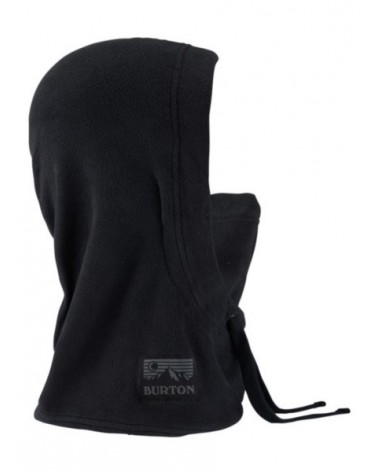 BURTON BURKE HOOD TRUE BLACK