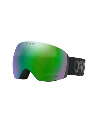OAKLEY FLIGHT DECK PRIZM JADE IRIDIUM BLACK STRAP