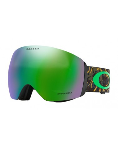 OAKLEY  Flight Deck Prizm Snow Jade Iridium Camo Strap