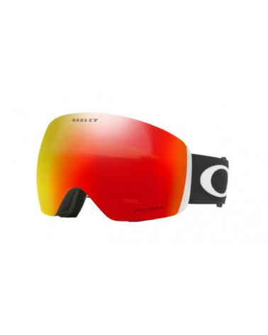 OAKLEY FLIGHT DECK PRIZM TORCH IRIDIUM BLACK STRAP