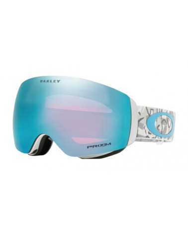 OAKLEY  FLIGHT DECK XM Prizm Snow Sapphire Iridium Camo Vine Snow Strap