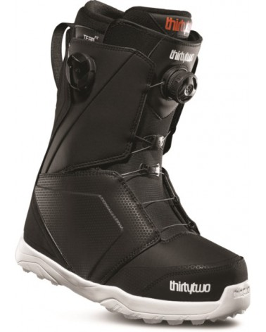 THIRTYTWO LASHED DOUBLE BOA '18 BLACK