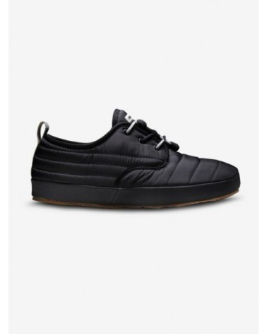 HOLDEN Puffy Slipper Shoe Black
