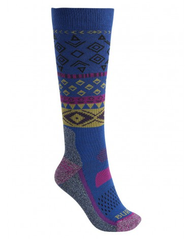 BURTON PERFORMANCE LIGHTWEIGHT SOCK ROYAL BLUE