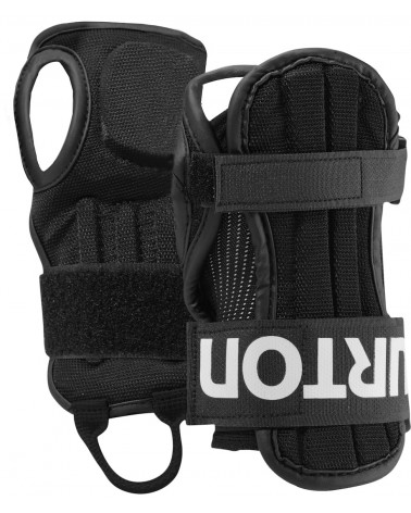 BURTON ADULT WRIST GUARDS TRUE BLACK 2020