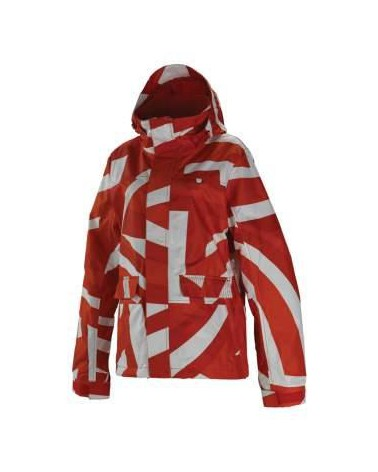 SPECIAL BLEND WMN JKT NC6 RAPID SPUN-OUT RED ARMY