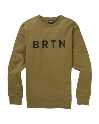 BURTON M BRTN CREW MARTINI OLIVE