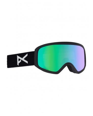 ANON INSIGHT W/SPARE BLACK/GREEN SOLEX 2020