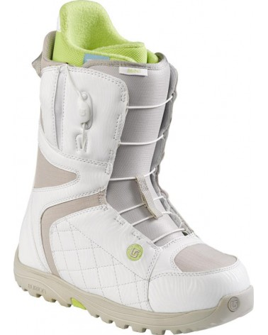 BURTON MINT WHITE/TAN