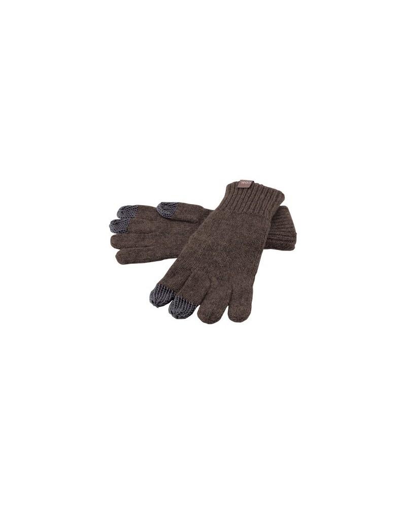 COAL The Randle Glove Heather Brown