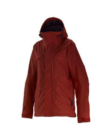SPECIAL BLEND WMN JKT NC8 SIRYN RED ARMY