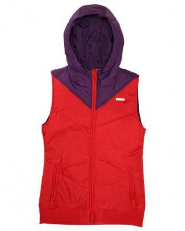 SPECIAL BLEND LATE NIGHT INS VEST RED ARMY