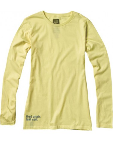 SPECIAL BLEND PINA LS HELLO YELLOW