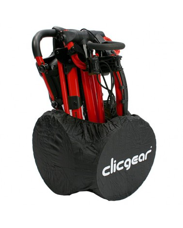 Clicgear Wheel Covers Black