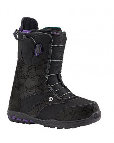 BURTON RITUAL BLACK/GRAPE