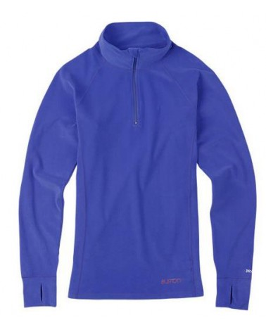 BURTON EXPEDITION 1/4 ZIP SORCERER